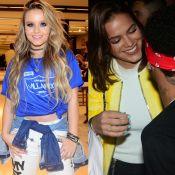 Larissa Manoela tieta Neymar e Bruna Marquezine em festa   Só deu Brumar  00c3f8d5ce