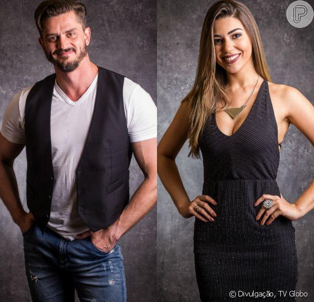 A TV Globo se pronunciou para negar a suposta conversa entre Marcos e o diretor Boninho sobre Vivian no confessionário do 'BBB17'