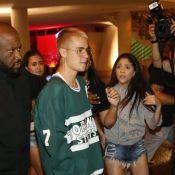 Justin Bieber provoca tumulto em duas tentativas de jantar fora. Veja fotos!