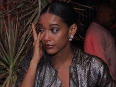 Taís Araújo, emocionada, chora em festa de lançamento de 'Mister Brau'. Fotos!