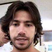 Mariano, dupla com Munhoz, sofre acidente ao esquiar: 'Desloquei o ombro'. Vídeo