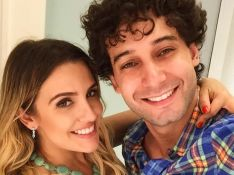 Rafael Almeida planeja casamento tradicional com advogada: 'Combina com a gente'