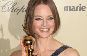 Jodie Foster confirma homossexualidade no Globo de Ouro: 'Já saí do armário'