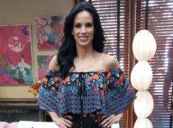 Ana Furtado estreia novo visual no 'É de Casa' e look faz sucesso na web: 'Leve'