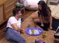 'BBB17': Emilly desabafa com Marcos sobre Ilmar. 'Cachorro sem dono'