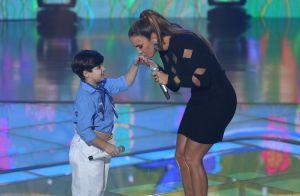 'The Voice Kids': Thomas Machado vence o programa e Ivete Sangalo emociona web