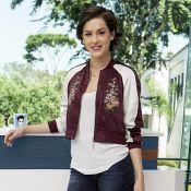 Sophia Abrahão agradece Otaviano Costa após voltar ao 'Vídeo Show': 'Carinho'