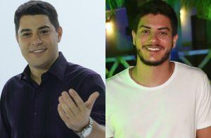 Evaristo Costa e Arthur Aguiar aderem à campanha contra assédio a figurinista