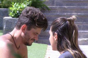 'BBB17': Marcos pede desculpas a Vivian e lamenta briga com brothers. 'Explodi'