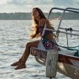 Ritinha (Isis Valverde) vai atrás de Ruy (Fiuk) em Belém, na novela 'A Força do Querer'