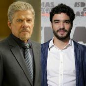 José Mayer é apoiado por Caio Blat após admitir assédio:'Mudança de consciência'