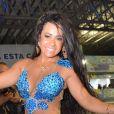 Raissa de Oliveira, rainha de bateria da Beija-Flor, terminou o casamento com o empresário Rodrigo Henriques Drigão