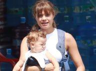 Sophie Charlotte segue amamentando Otto, filho de um ano: 'Amamento muito'