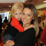 Mãe do filho de Neymar, Carol Dantas ganha declaração do namorado: 'Para sempre'