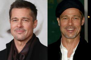 Brad Pitt chama atenção por aparência mais magra em première de filme. Fotos!