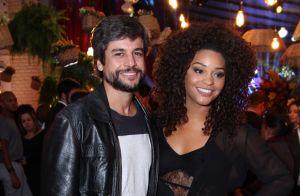 Juliana Alves está grávida de 4 meses do 1º filho com diretor: 'Grande sonho'