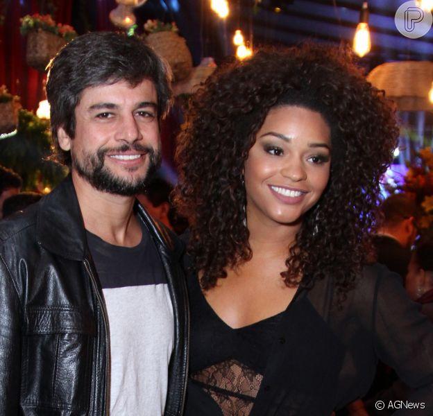 Juliana Alves está grávida do primeiro filho com o diretor Ernani Nunes: 'Realização do meu grande sonho'