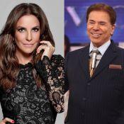 Silvio Santos elogia beleza de Ivete Sangalo e brinca: 'Tem mais o que pegar'