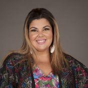 Fabiana Karla repreende plateia após cantor relembrar apelido na TV: 'Não riam!'