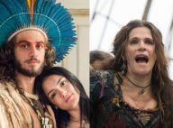 'Novo Mundo': Elvira revela que é casada com Joaquim após união dele com Anna