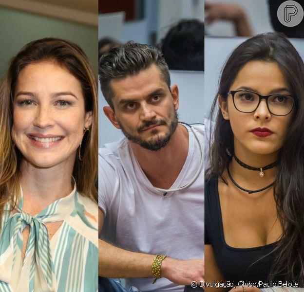 Luana Piovani avalia polêmica de Emilly e Marcos no 'BBB' em vídeo publicado nesta segunda-feira, dia 10 de abril de 2017