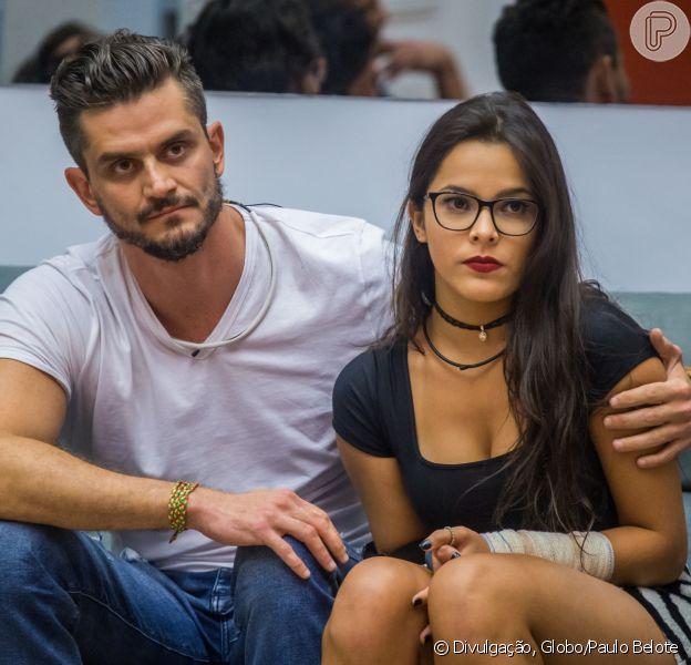 'BBB17': Família atribui comportamento de Marcos a stress em comunicado divulgado nesta segunda-feira, dia 10 de abril de 2017