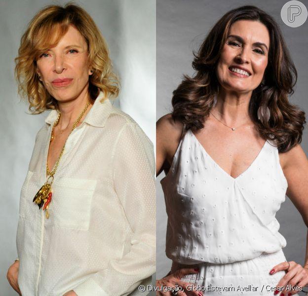 Marília Gabriela elogiou fase solteira de Fátima Bernardes no 'Encontro' nesta quarta-feira, 12 de abril de 2017