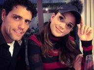 Paula Fernandes nega namoro com tenor e explica: 'Gravando clipe juntos'