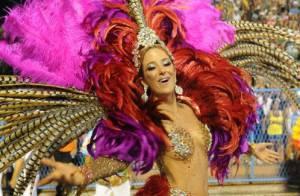 Ticiane Pinheiro sobre estar solteira no Carnaval do RJ: 'Não sei o que é isso'
