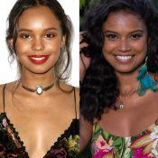 Fãs notam semelhança entre atriz de '13 Reasons Why' e Aline Dias, de 'Malhação'