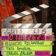 Marina Ruy Barbosa é a protagonista do filme, que é o primeiro longa-metragem de sua carreira