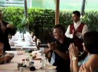 Bruna Marquezine, de volta ao Rio, festeja aniversário do pai: 'Parabéns'. Vídeo