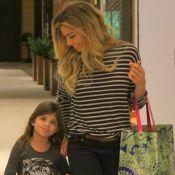 Grazi Massafera comemora Páscoa na praia com a filha, Sofia: 'Férias'