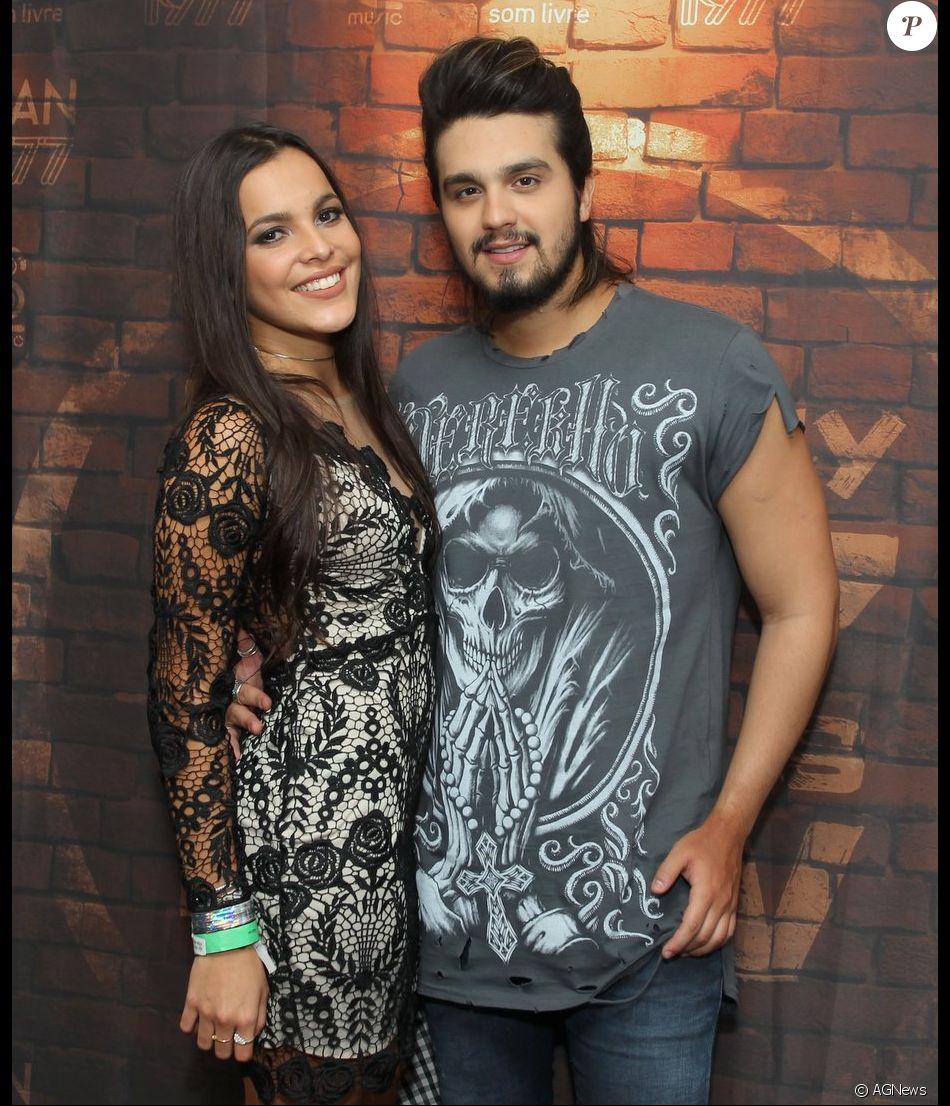 Fãs de Luan Santana detonam ex-BBB Emilly após show do cantor: 'Cilada'