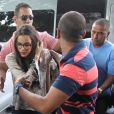 Emilly Araújo, vencedora do 'BBB17', recebeu intimação para depor sobre a suposta agressão a ela cometida por Marcos durante o reality