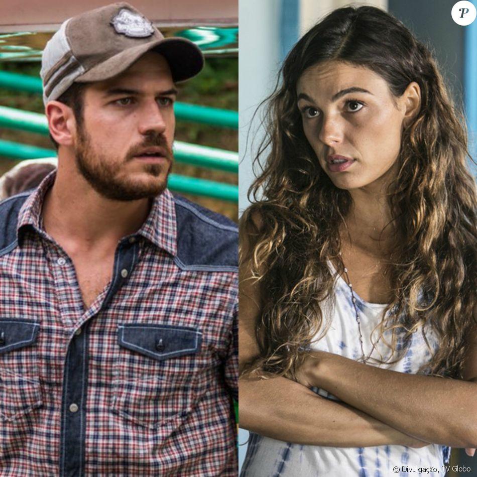 Zeca (Marco Pigossi) decide se vingar de Ritinha (Isis Valverde) atrasando o divórcio dos dois para que ela não se case com Ruy (Fiuk), no cenas previstas para irem ao ar a partir do dia 27 de abril de 2017, na novela 'A Força do Querer'