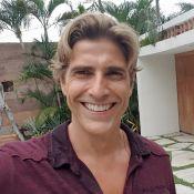 Reynaldo Gianecchini posa com amigo em viagem a África: 'Não somos um casal'