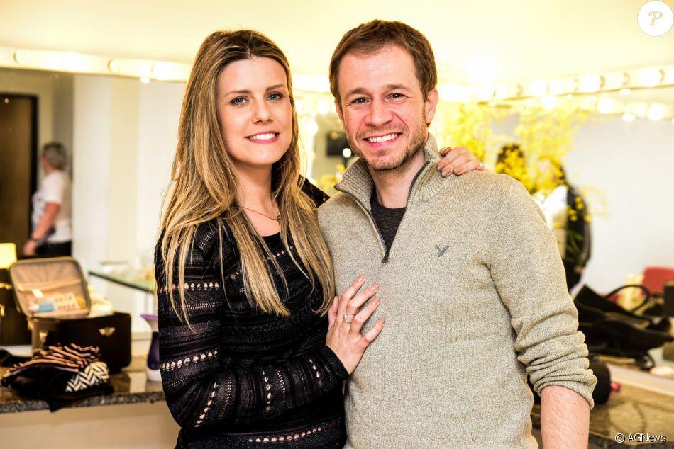 Casada com apresentador Tiago Leifert, Daiana Garbin sofria de Transtorno Dismórfico Corporal e teve apoio do marido