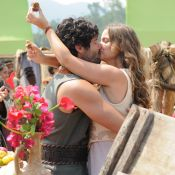 Novela 'O Rico e Lázaro': Asher se reencontra com Joana após fugir do cativeiro
