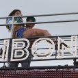 Assim como Bell Marques, que fez seu último Carnaval com a banda Chiclete com Banana, Alinne Rosa também está saindo da Cheiro de Amor para seguir em carreira solo