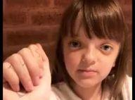 Ticiane Pinheiro filma a filha, Rafaella Justus, falando inglês. Vídeo!