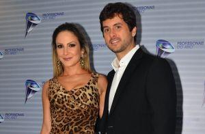 Claudia Leitte reclama quando o marido se envolve na vida profissional: 'Atrito'