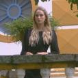 Nicole (Dani Gondim) fica satisfeita com o acidente de Dulce (Lorena Queiroz), acreditando ser uma chance de tirar a menina de seu caminho, no capítulo que vai ao ar quarta-feira, dia 26 de abril de 2017, na novela 'Carinha de Anjo'