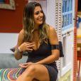 Vivian Amorim está  tentando retomar sua rotina normal após deixar o 'BBB17'