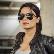 Vanessa Giácomo fez aulas de tiro para viver policial em 'Pega Ladrão': 'Receio'