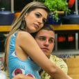 Ex-BBBs Vivian e Manoel avaliam relação após reality no 'Vídeo Show' nesta quinta-feira, dia 20 de abril de 2017