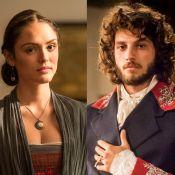 Novela 'Novo Mundo': separados, Anna e Joaquim adotam visuais diferentes