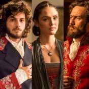 Novela 'Novo Mundo': Anna diz a Joaquim que o filho que espera é de Thomas