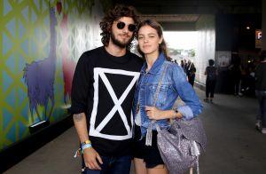 Chay Suede mantém data de casamento com Laura Neiva em segredo: 'Não vão saber'