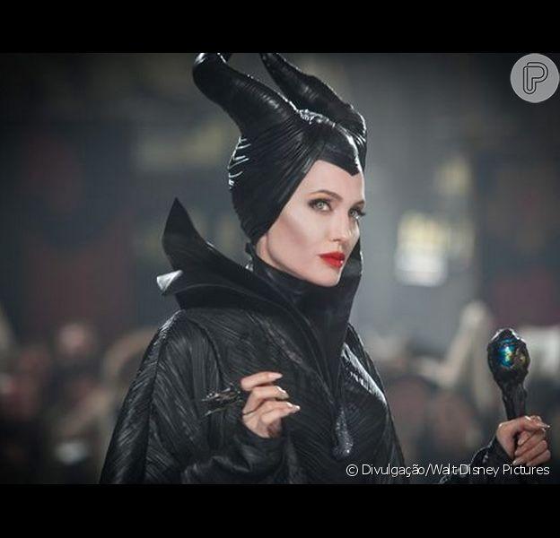 Angelina Jolie é 'Malévola' no conto de fadas da Bela Adormecida; longa estreia no dia 29 de maio de 2014 no Brasil